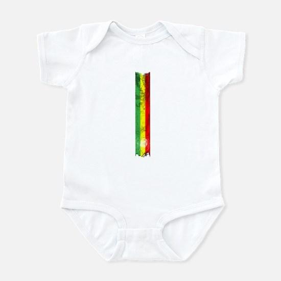 Marley flag Infant Bodysuit