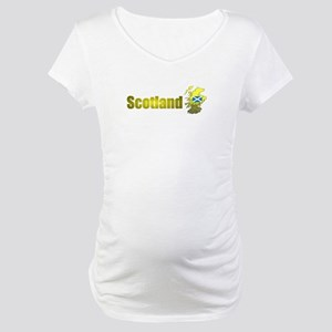 The Scots Are Here! Maternity T-Shirt