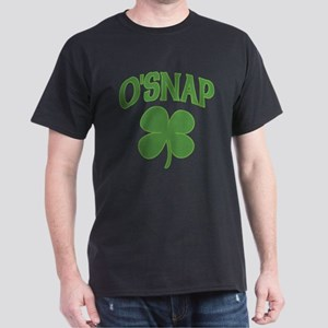 O'Snap Irish Dark T-Shirt