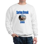Spring Break 2009 Sweatshirt