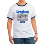 Spring Break Ringer T