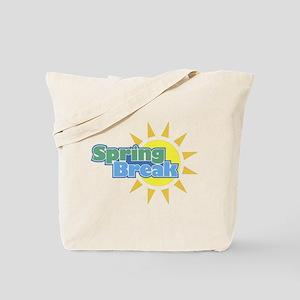 Spring Break (sun) Tote Bag
