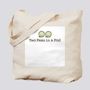 Two Peas in a Pod - Tote Bag