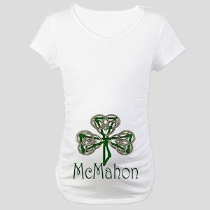 McMahon Shamrock Maternity T-Shirt
