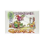 Extreme Gamer Rectangle Magnet (10 pack)