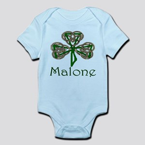 Malone Shamrock Infant Bodysuit