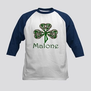 Malone Shamrock Kids Baseball Jersey
