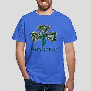 Malone Shamrock Dark T-Shirt