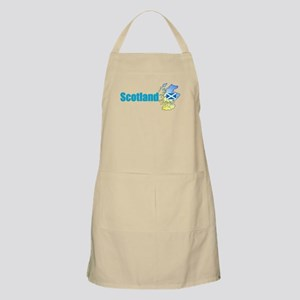 The Scots Are Here! BBQ Apron