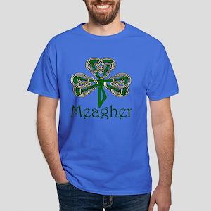Meagher Shamrock Dark T-Shirt