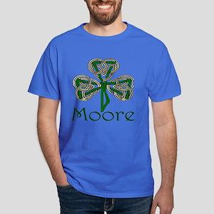 Moore Shamrock Dark T-Shirt