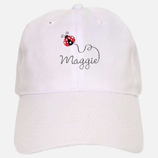 Ladybug Maggie Baseball Baseball Cap