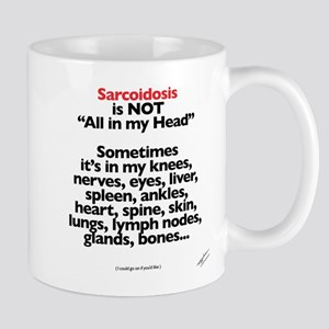 "Its NOT ""All in my head"" Mug"