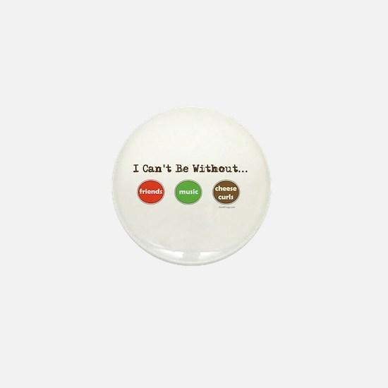 oddFrogg Friends Mini Button