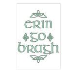 Erin go bragh Postcards (Package of 8)