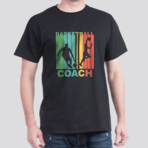 Vintage Basketball Coach Graphic T Shirt T-Shirt