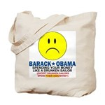 Obama Spending Tote Bag