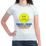 Obama Spending Jr. Ringer T-Shirt