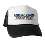 Obama Spending Trucker Hat
