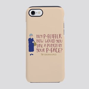 Golden Girls Pfeiffer iPhone 7 Tough Case