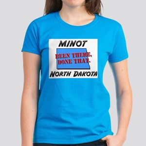 minot north dakota - been there, done that Women's