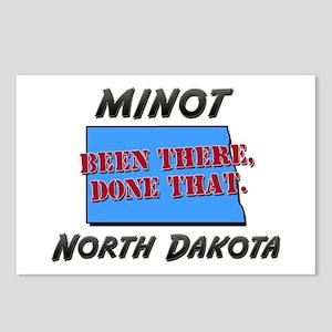 minot north dakota - been there, done that Postcar