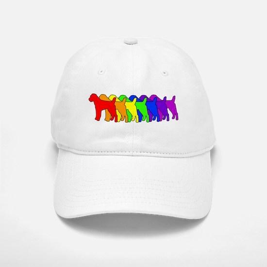 Rainbow Russell Baseball Baseball Cap
