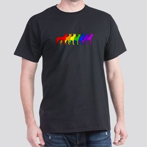 Rainbow Pharaoh Dark T-Shirt