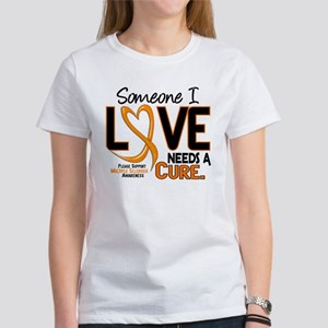 Needs A Cure 2 MULTIPLE SCLEROSIS Women's T-Shirt