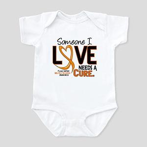 Needs A Cure 2 MULTIPLE SCLEROSIS Infant Bodysuit