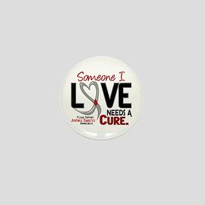 Needs A Cure 2 JUVENILE DIABETES Mini Button