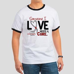 Needs A Cure 2 JUVENILE DIABETES Ringer T