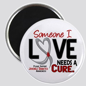 Needs A Cure 2 JUVENILE DIABETES Magnet