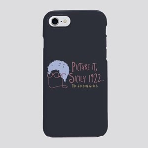 Golden Girls Picture It iPhone 7 Tough Case