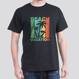 Vintage Beach Vacation Graphic T Shirt T-Shirt
