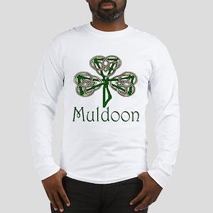 Muldoon Shamrock Long Sleeve T-Shirt