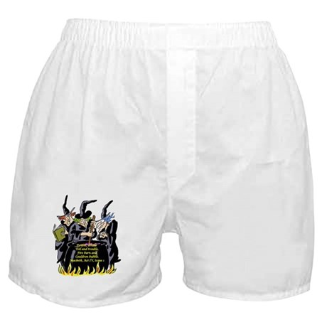 Macbeth1 Boxer Shorts