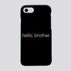 TVD Hello Brother iPhone 7 Tough Case