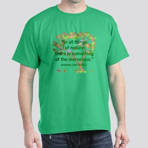 Aristotle Nature Dark T-Shirt