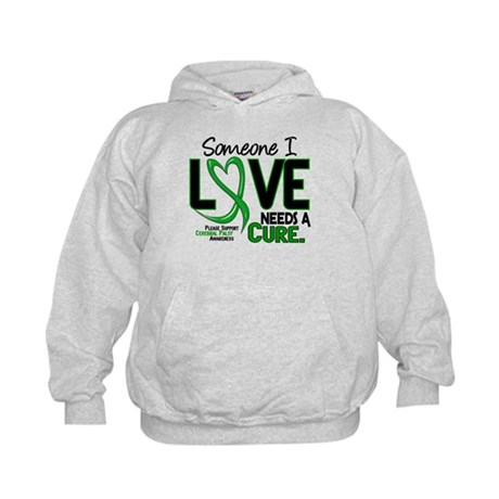 Needs A Cure 2 CEREBRAL PALSY Kids Hoodie