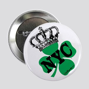 "NYC Pubcrawl St. Patricks Day 2.25"" Button"