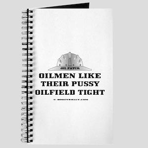 Oilfield Tight Journal, Oilpatch, Oil Rigs,Gas