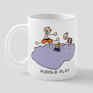 puddle play Mug