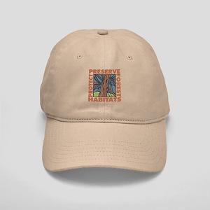Preserve Forest Habitats Cap