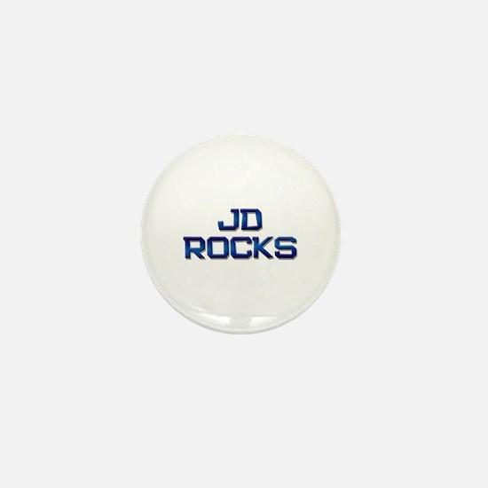 jd rocks Mini Button