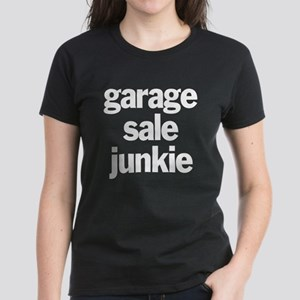 Garage Sale Junkie Women's Dark T-Shirt