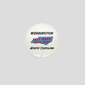 weddington north carolina - been there, done that