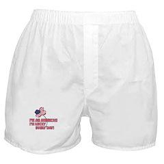 Lucky American Boxer Shorts