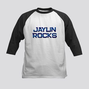 jaylin rocks Kids Baseball Jersey