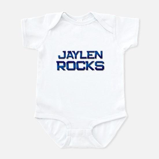 jaylen rocks Infant Bodysuit